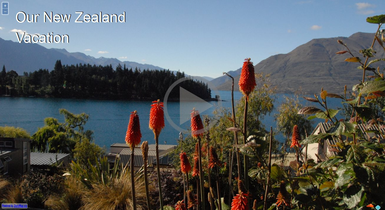Our New Zealand Vacation