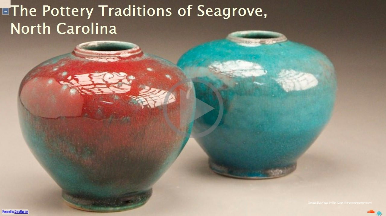 The Pottery Traditions of Seagrove, North Carolina